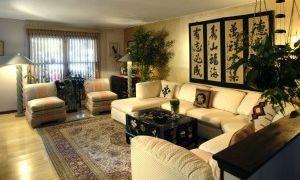 Цвет комнаты для гостей по фен-шуй