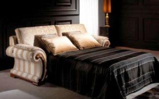 Раскладные диваны для гостиной