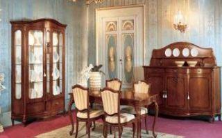 Красивая мебель для гостиной — Италия