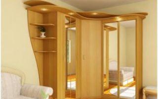 Угловые шкафы для гостиной — все нюансы правильного выбора