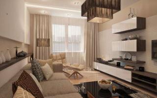 Интерьер гостиной 20 квадратов (кв м) — варианты дизайна
