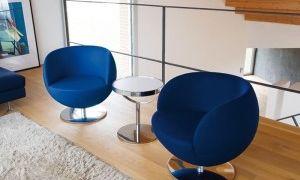 Современные кресла в гостиную