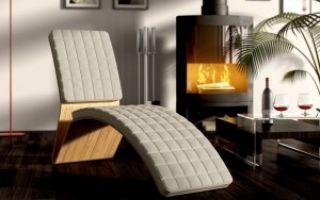 Дизайн и стиль кресла для гостиной