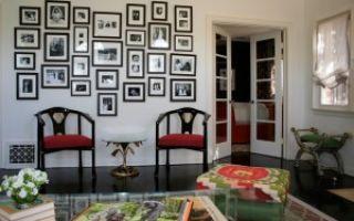 Фото на стену в комнату для гостей