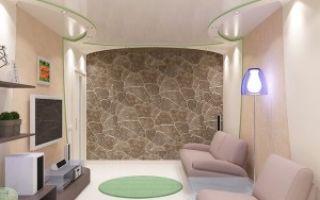 Дизайн и интерьер гостиной 16 кв м (4 на 4) — правильные решения