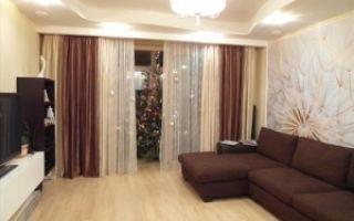 Тюль в гостиную — фото и оригинальное оформление