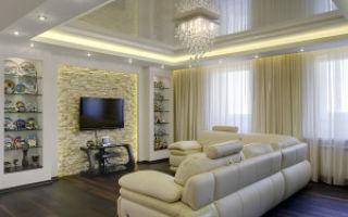 Как сделать красивый дизайн гостиной