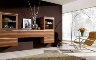 Как выбрать корпусную мебель для гостиной?