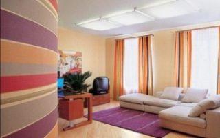 Как выбрать цвет стен в гостиной?