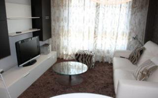 Дизайн и интерьер небольшой гостиной комнаты с фото