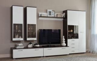 Современная мебель в гостиную — оформляем интерьер