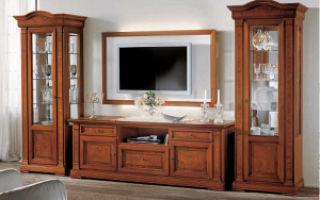 Классическая мебель для гостиной — выбираем сами!