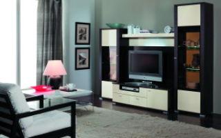 Как выбрать модульные шкафы для вашей гостиной?
