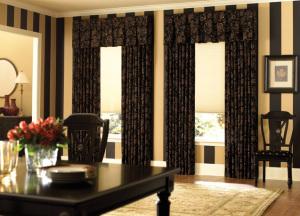 Виды штор для гостиной