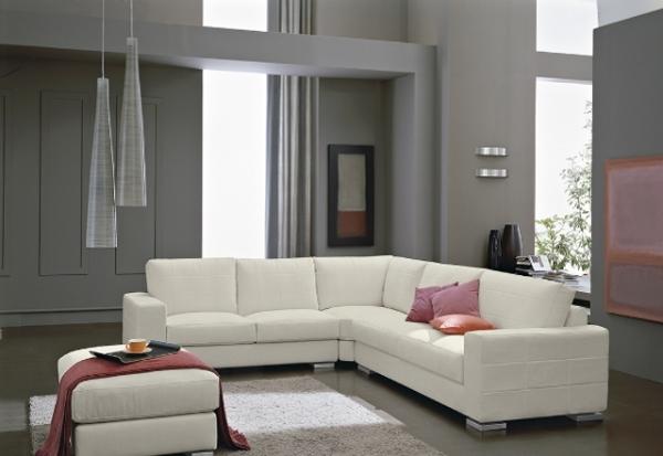 угловые диваны для гостиной