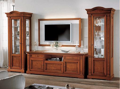 Классическая мебель для гостиной - выбираем сами!