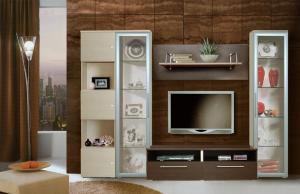 Красивая мебель в гостиную комнату — советы дизайнеров