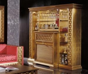 барный шкаф в гостиную