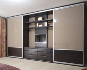 встроенная мебель для гостиной