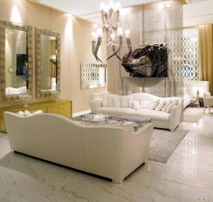 Гостиная в стиле арт-деко — секреты оформления помещений