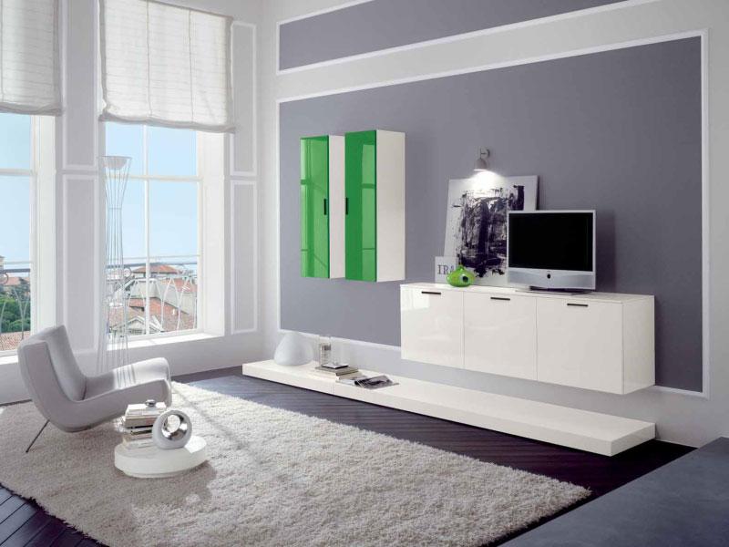 Как выбрать мебель в гостиную модерн?