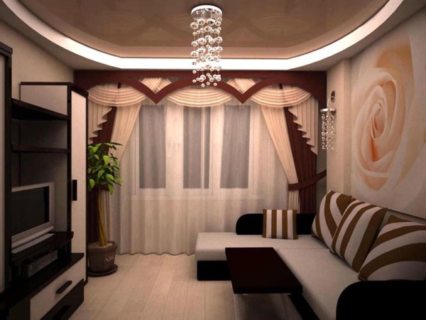 как поставить диван в гостиной
