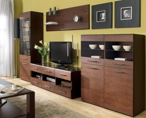 Модульная мебель для гостиной — секреты правильного выбора