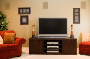 Как выбрать мебель для тв в гостиную?