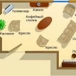 Правильная расстановка мебели в гостиной - фото и инструкция