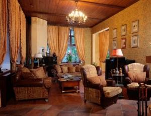 Гостиная в стиле шале — рекомендации специалистов