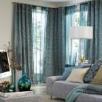 Шторы в интерьере комнаты для гостей - советы дизайнеров