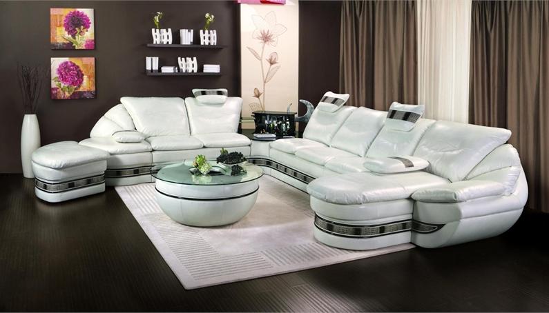 Модульный диван в гостиную комнату - рекомендации