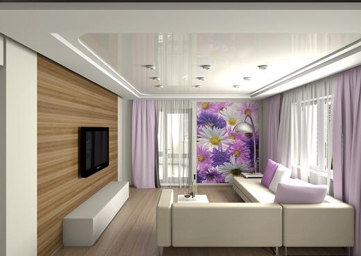 интерьер гостиной в 15 кв м