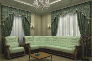красивый диван для гостиной