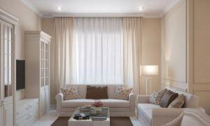 Дизайн и интерьер гостиной в современном стиле