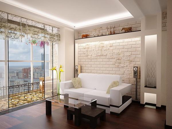 оформление гостиной 15 кв м