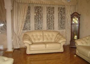 шторы своими руками для гостиной
