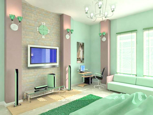 Дизайн гостиной 15 кв м — оригинальный интерьер