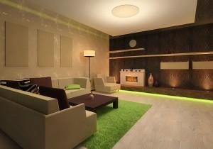 Ламинат для гостиной — от выбора до укладки и дизайна