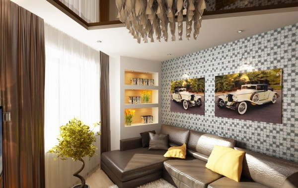 идеи для ремонта гостиной
