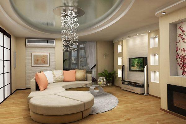 дизайн гостиной 5 на 5 метров