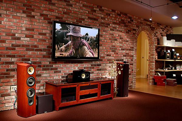 декор стен в гостиной своими руками