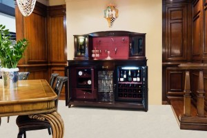 Комод-бар в гостиную комнату — советы от профи