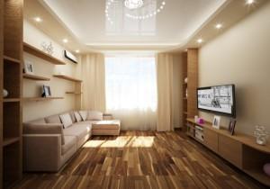 дизайн гостиной 5 на 5