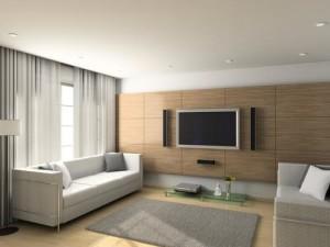 Как выбрать стеновые панели в гостиную?