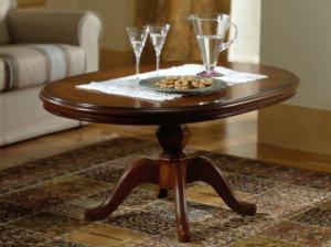 Овальные столы в комнату для гостей — как выбрать?