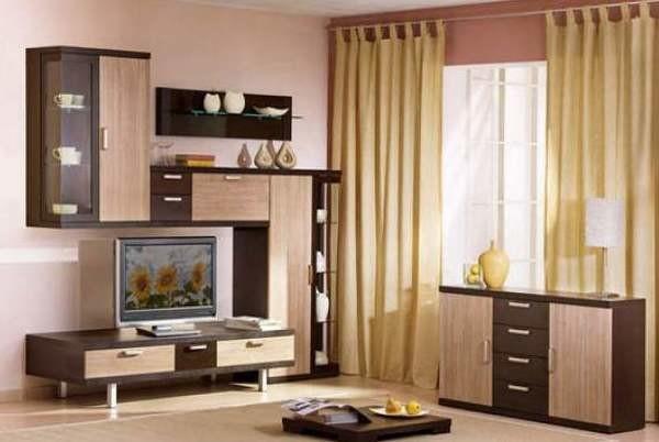небольшая мебель для гостиной