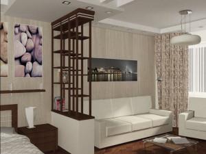 маленькая мебель в гостиной