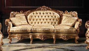 Классические диваны для гостиной - обзор