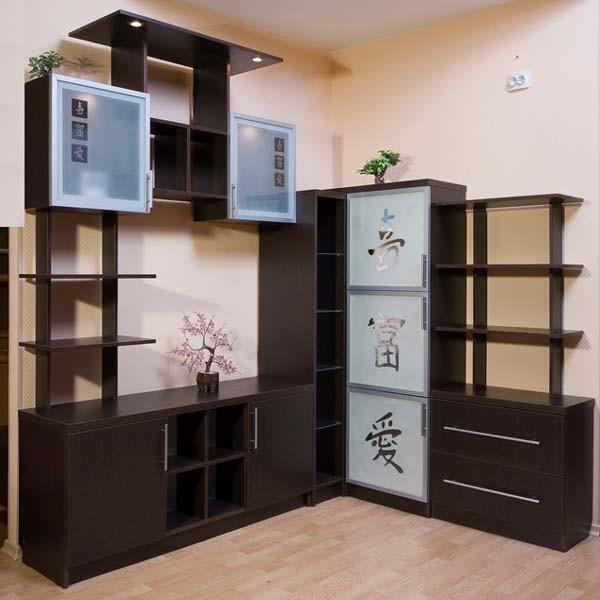 малогабаритная мебель в гостиной